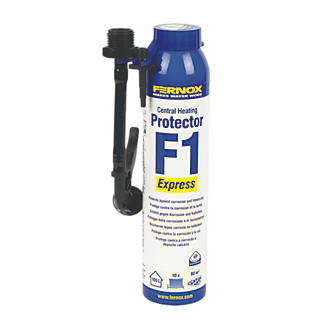 FERNOX F1 EXPRESS CENTRAL HEATING INHIBITOR & PROT