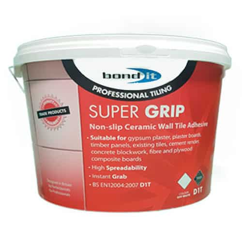 BOND IT SUPERGRIP TILE ADHESIVE 15KG