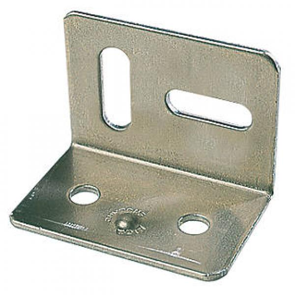 STRETCHER PLATES ZINC-PLATED