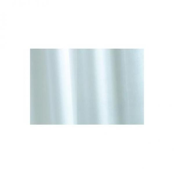CROYDEX SHOWER CURTAIN PVC PLAIN WHITE 180 X 180
