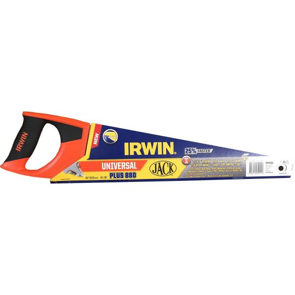 IRWIN  JACK 880 UNIVERSAL HAND SAW 20IN