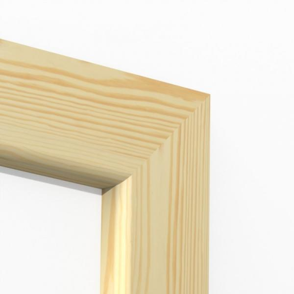 TIMBER ARCHITRAVE BULLNOSED 16X50MM