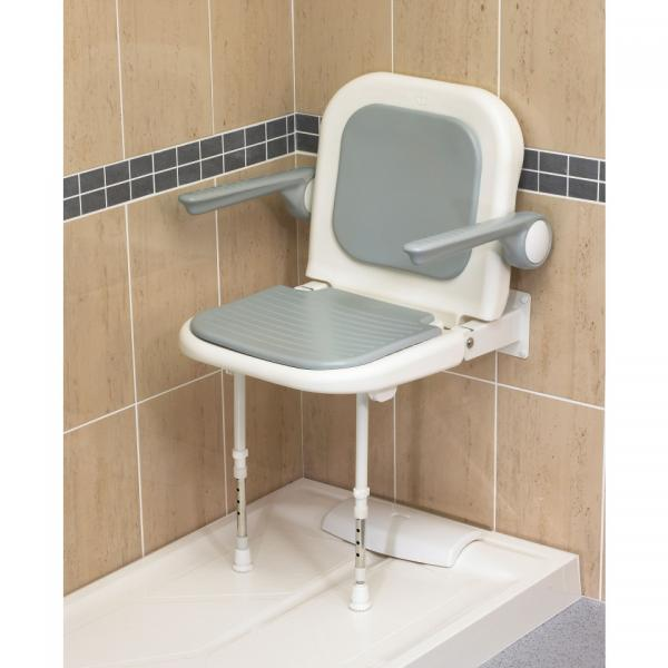 Comfort Padded Shower Seat