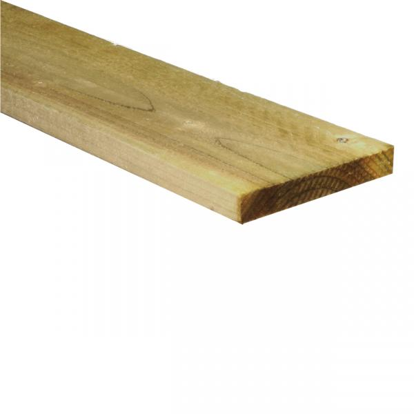Treated Timber 22x150mm (6x1)